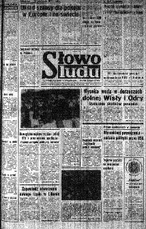 Słowo Ludu : organ Komitetu Wojewódzkiego Polskiej Zjednoczonej Partii Robotniczej, 1985, R.XXXVI, nr 186
