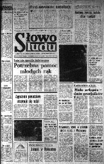 Słowo Ludu : organ Komitetu Wojewódzkiego Polskiej Zjednoczonej Partii Robotniczej, 1985, R.XXXVI, nr 187