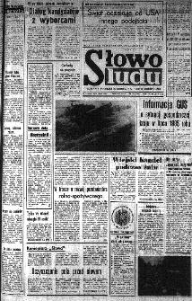 Słowo Ludu : organ Komitetu Wojewódzkiego Polskiej Zjednoczonej Partii Robotniczej, 1985, R.XXXVI, nr 189