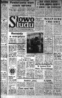 Słowo Ludu : organ Komitetu Wojewódzkiego Polskiej Zjednoczonej Partii Robotniczej, 1985, R.XXXVI, nr 192