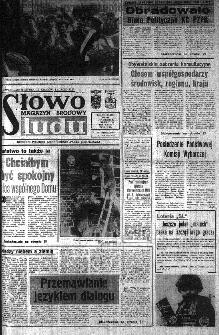 Słowo Ludu : organ Komitetu Wojewódzkiego Polskiej Zjednoczonej Partii Robotniczej, 1985, R.XXXVI, nr 200