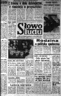 Słowo Ludu : organ Komitetu Wojewódzkiego Polskiej Zjednoczonej Partii Robotniczej, 1985, R.XXXVI, nr 201