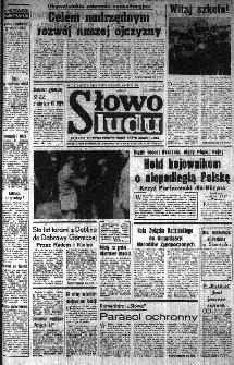 Słowo Ludu : organ Komitetu Wojewódzkiego Polskiej Zjednoczonej Partii Robotniczej, 1985, R.XXXVI, nr 204