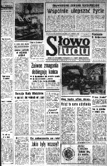 Słowo Ludu : organ Komitetu Wojewódzkiego Polskiej Zjednoczonej Partii Robotniczej, 1985, R.XXXVI, nr 208