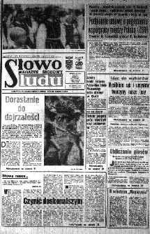 Słowo Ludu : organ Komitetu Wojewódzkiego Polskiej Zjednoczonej Partii Robotniczej, 1985, R.XXXVI, nr 236