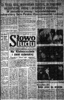 Słowo Ludu : organ Komitetu Wojewódzkiego Polskiej Zjednoczonej Partii Robotniczej, 1985, R.XXXVI, nr 240