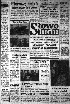 Słowo Ludu : organ Komitetu Wojewódzkiego Polskiej Zjednoczonej Partii Robotniczej, 1985, R.XXXVI, nr 243