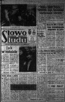 Słowo Ludu : organ Komitetu Wojewódzkiego Polskiej Zjednoczonej Partii Robotniczej, 1985, R.XXXVI, nr 248