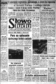 Słowo Ludu : organ Komitetu Wojewódzkiego Polskiej Zjednoczonej Partii Robotniczej, 1985, R.XXXVI, nr 249