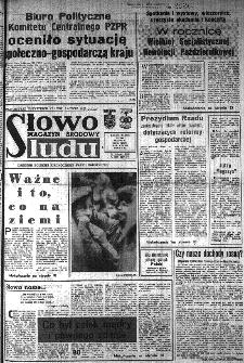 Słowo Ludu : organ Komitetu Wojewódzkiego Polskiej Zjednoczonej Partii Robotniczej, 1985, R.XXXVI, nr 254