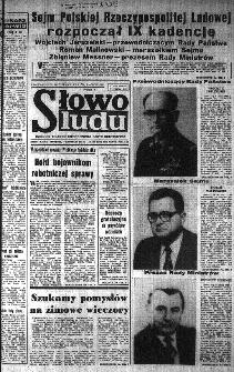 Słowo Ludu : organ Komitetu Wojewódzkiego Polskiej Zjednoczonej Partii Robotniczej, 1985, R.XXXVI, nr 259