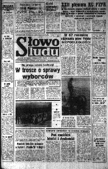 Słowo Ludu : organ Komitetu Wojewódzkiego Polskiej Zjednoczonej Partii Robotniczej, 1985, R.XXXVI, nr 263