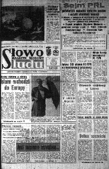 Słowo Ludu : organ Komitetu Wojewódzkiego Polskiej Zjednoczonej Partii Robotniczej, 1985, R.XXXVI, nr 264