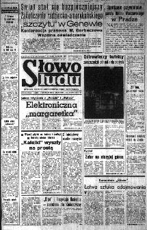 Słowo Ludu : organ Komitetu Wojewódzkiego Polskiej Zjednoczonej Partii Robotniczej, 1985, R.XXXVI, nr 272
