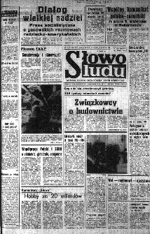 Słowo Ludu : organ Komitetu Wojewódzkiego Polskiej Zjednoczonej Partii Robotniczej, 1985, R.XXXVI, nr 274