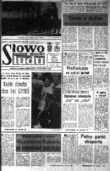 Słowo Ludu : organ Komitetu Wojewódzkiego Polskiej Zjednoczonej Partii Robotniczej, 1985, R.XXXVI, nr 276