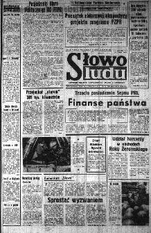 Słowo Ludu : organ Komitetu Wojewódzkiego Polskiej Zjednoczonej Partii Robotniczej, 1985, R.XXXVI, nr 277