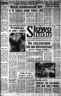 Słowo Ludu : organ Komitetu Wojewódzkiego Polskiej Zjednoczonej Partii Robotniczej, 1985, R.XXXVI, nr 286