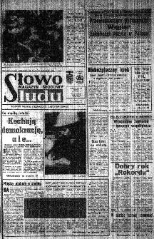 Słowo Ludu : organ Komitetu Wojewódzkiego Polskiej Zjednoczonej Partii Robotniczej, 1985, R.XXXVI, nr 288