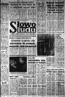 Słowo Ludu : organ Komitetu Wojewódzkiego Polskiej Zjednoczonej Partii Robotniczej, 1985, R.XXXVI, nr 289