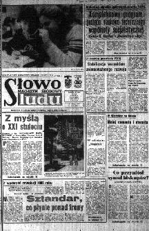 Słowo Ludu : organ Komitetu Wojewódzkiego Polskiej Zjednoczonej Partii Robotniczej, 1985, R.XXXVI, nr 294