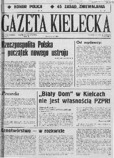Gazeta Kielecka, 1990, R.2, nr 3