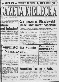 Gazeta Kielecka, 1990, R.2, nr 5