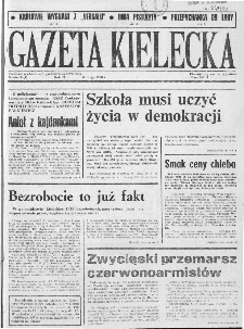 Gazeta Kielecka, 1990, R.2, nr 7