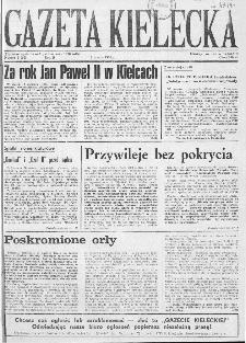 Gazeta Kielecka, 1990, R.2, nr 10