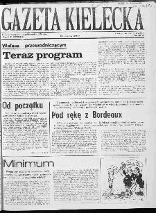 Gazeta Kielecka, 1990, R.2, nr 18