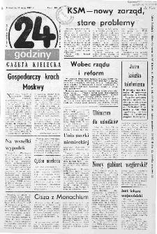 Gazeta Kielecka: 24 godziny, 1990, R.2, nr 4 (24)