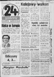 Gazeta Kielecka: 24 godziny, 1990, R.2, nr 9 (29)
