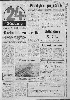 Gazeta Kielecka: 24 godziny, 1990, R.2, nr 10 (30)