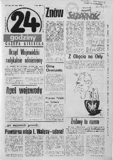 Gazeta Kielecka: 24 godziny, 1990, R.2, nr 12 (32)