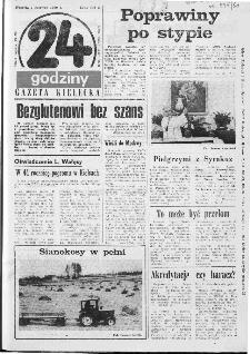 Gazeta Kielecka: 24 godziny, 1990, R.2, nr 17 (37)