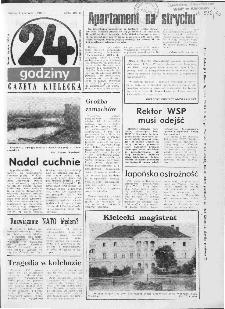 Gazeta Kielecka: 24 godziny, 1990, R.2, nr 18 (38)
