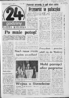 Gazeta Kielecka: 24 godziny, 1990, R.2, nr 19 (39)