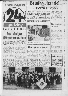 Gazeta Kielecka: 24 godziny, 1990, R.2, nr 20 (40)
