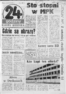Gazeta Kielecka: 24 godziny, 1990, R.2, nr 22 (42)