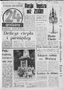 Gazeta Kielecka: 24 godziny, 1990, R.2, nr 23 (43)
