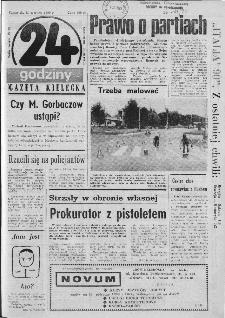 Gazeta Kielecka: 24 godziny, 1990, R.2, nr 28 (48)