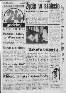 Gazeta Kielecka: 24 godziny, 1990, R.2, nr 29 (49)