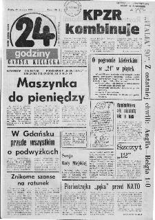 Gazeta Kielecka: 24 godziny, 1990, R.2, nr 32 (52)