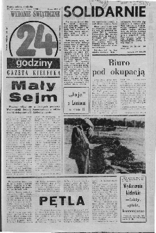 Gazeta Kielecka: 24 godziny, 1990, R.2, nr 34 (54)