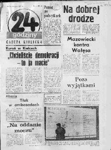 Gazeta Kielecka: 24 godziny, 1990, R.2, nr 42 (62)