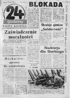 Gazeta Kielecka: 24 godziny, 1990, R.2, nr 43 (63)