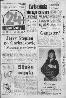 Gazeta Kielecka: 24 godziny, 1990, R.2, nr 44 (64)