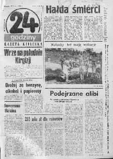 Gazeta Kielecka: 24 godziny, 1990, R.2, nr 45 (65)