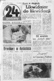 Gazeta Kielecka: 24 godziny, 1990, R.2, nr 47 (67)