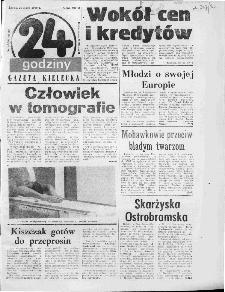 Gazeta Kielecka: 24 godziny, 1990, R.2, nr 52 (72)